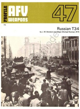 Russian T34. AFV Weapons Profiles 47