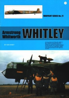 Armstrong Whitworth Whitley (Warpaint Series No. 21)