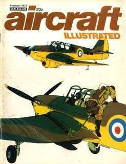 Aircraft Illustrated 1973 02 Vol 06 №02