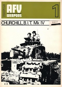 AFV Weapons Profile 01 Churchill British Infantry Tank Mk. IV