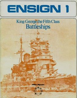 King George the Fifth Class battleships [Ensign 01]