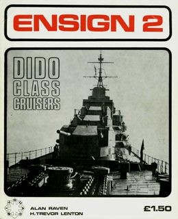 Dido Class Cruisers [Ensign 02]