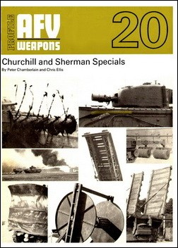 AFV Weapons Profile 20 Churchill and Sherman Specials