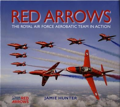 Red Arrows - The Royal Air Force Aerobatic Team in Action