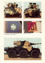 AFV Weapons Profile 27 - Saladin Armoured Car