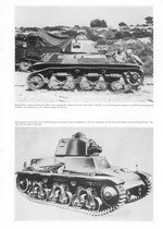 AFV Weapons Profile 36. Chars Hotchkiss, H35, H39, and Somua 35