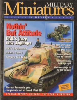 Military Miniatures in Review (vol.2 no.3) 1995