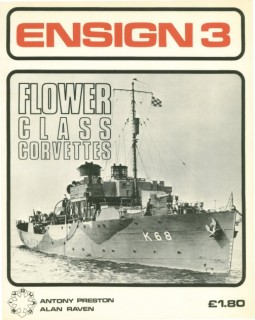 Flower Class Corvettes (Ensign 3)