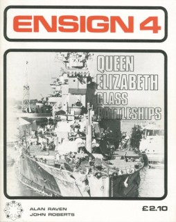 Queen Elizabeth Class Battleships (Ensign 4)