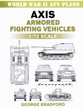 Axis Armored Fighting Vehicles 1:72 Scale