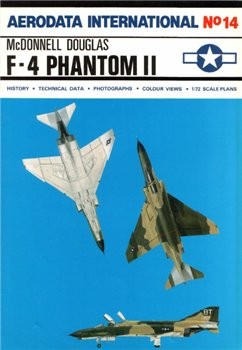 Aerodata International No.14 - McDonnell Douglas F-4 Phantom II