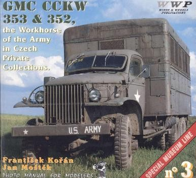 GMC CCKW 353&352 in detail [WWP Red - Special Museum Line 03]