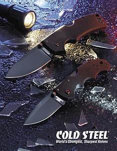 Cold Steel Catalog - 2010