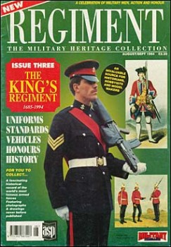 Regiment № 3 - The King's Regiment 1685-1994