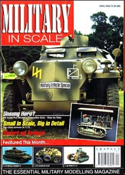 Military in Scale 2004-04 Modelling Magazine