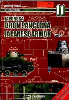 Aj-Press - Tank Power 11 - Japonska bron pancerna vol.3