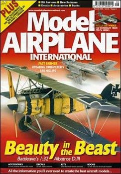 Model Airplane International 3 - 2006  (issue 8)