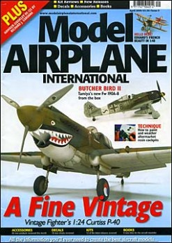 Model Airplane International 4 - 2006 (Issue 9)