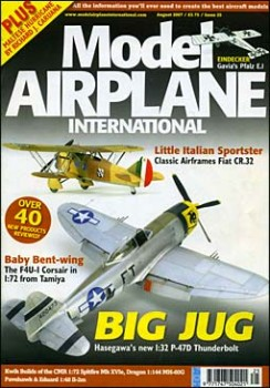 Model Airplane International 8 - 2007 (issue 25 )