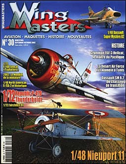 Wing Masters №30 - 2002