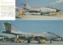 Bunrin Do Famous Airplanes of the world old 059 1975 03 F-101