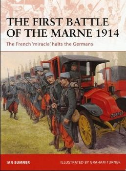 Osprey Campaign 221 - The First Battle of the Marne 1914
