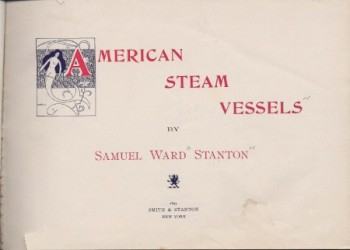 American Steam Vessels