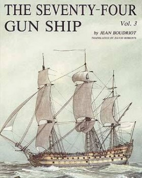 The Seventy-Four Gun Ship. volume 3