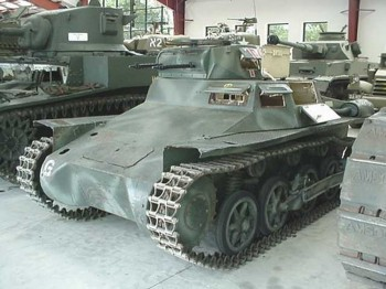 PANZER I AUSF A Walk Around