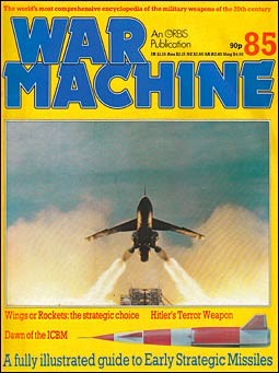 War Machine № 85