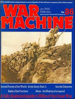 War Machine № 86
