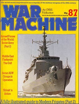 War Machine № 87