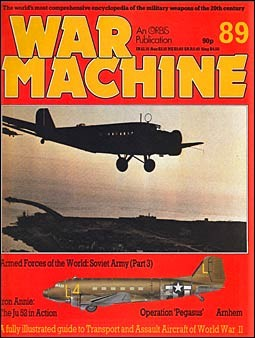 War Machine № 89