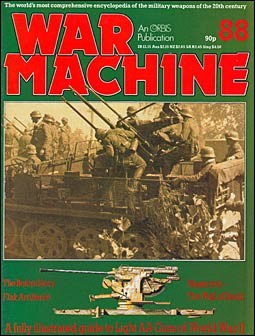 War Machine № 88
