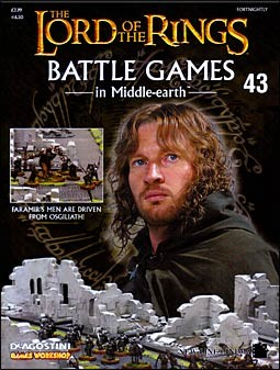 The Lord Of The Rings - Battle Games in Middle earth № 43