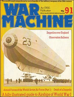 War Machine № 91