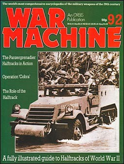 War Machine № 92