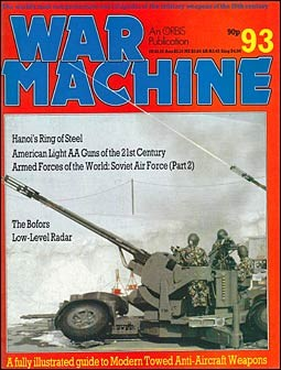 War Machine № 93