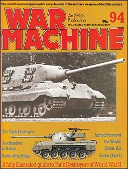 War Machine № 94