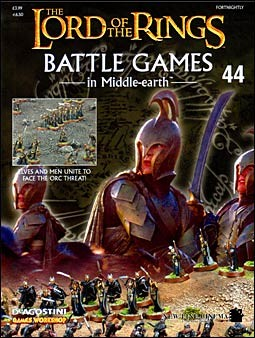 The Lord Of The Rings - Battle Games in Middle earth № 44