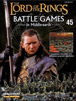 The Lord Of The Rings - Battle Games in Middle earth № 45