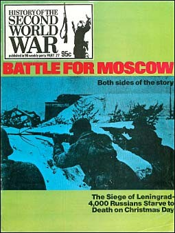History of the Second World War № 27 - Battle for Moscow
