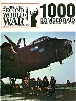 History of the Second World War № 30 - 1000 Bomber Raid