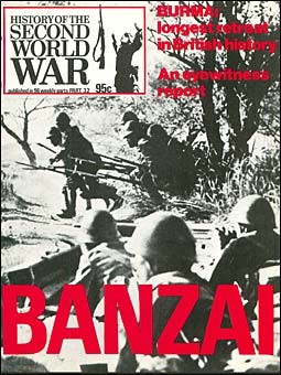 History of the Second World War № 32 - Banzai