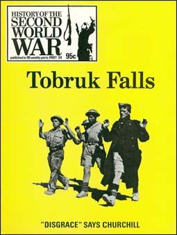 History of the Second World War № 34 - Tobruk Falls