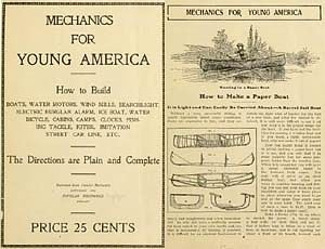 1905 - Mechanics For Young America