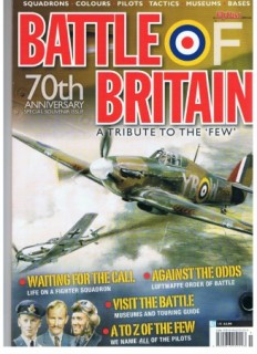 Battle of Britain: A Tribute to the 'few'