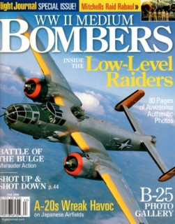 WWII Medium Bombers - Fall 2006
