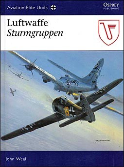 Osprey Aviation Elite Units 20 - Luftwaffe Sturmgruppen