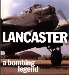 Lancaster a bombing legend